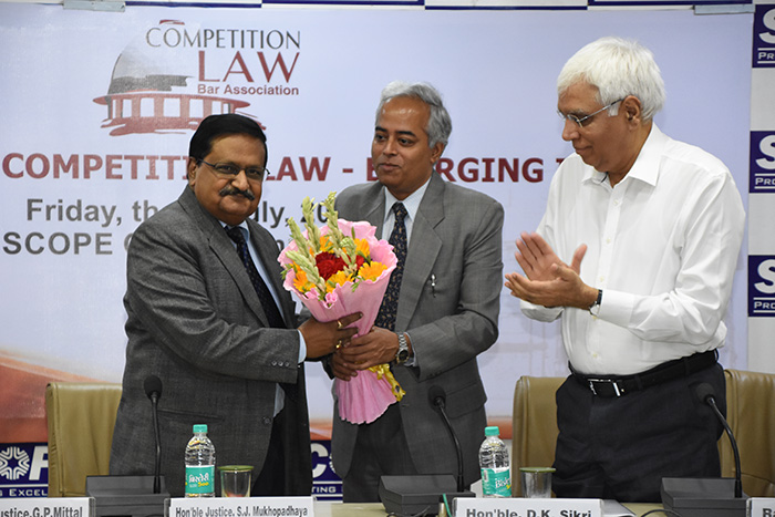 Conference on Competition Law Emerging Issues